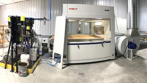 Makor Q-One Spray Machine System - Tremonton