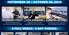 Manufacturing Solutions Series Webinars