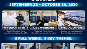 Manufacturing Solutions Series Webinars