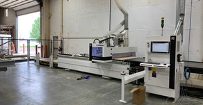 HOMAG Centateq N-500 CNC Router - Salt Lake
