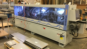 Brandt Ambition 1440 Edgebander with AirTech and Jump Grooving - Orem