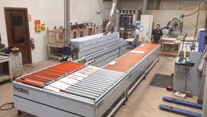Thomas Return Conveyor - Tooele