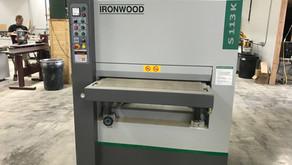 Ironwood S 113 K Single Head Sander - Roosevelt