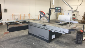 Altendorf F45 Professional Sliding Table Saw - Burley