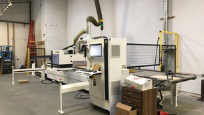 HOMAG Centateq N-300 CON3 CNC Router - Utah County