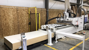 Homag Centateq N-300 Concept 2 CNC Router - Twin Falls