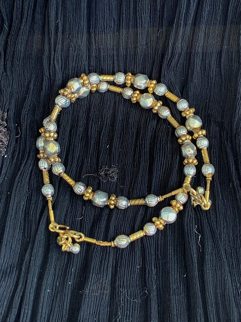 Gold plated Kadha