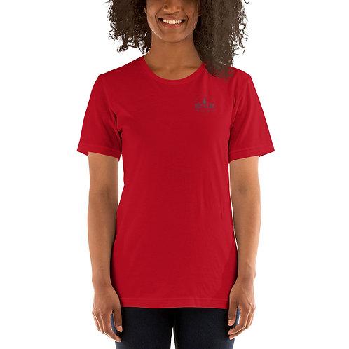 Yin Fu Ching Small Logo Short-Sleeve Unisex T-Shirt