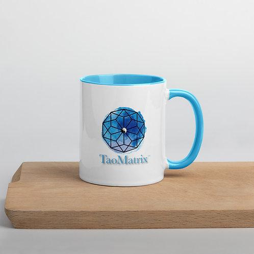 TaoMatrix Mug with Color Inside