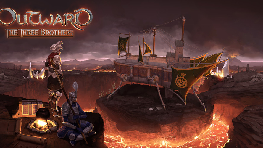 "Outward's 2nd DLC "" The Three Brothers"" is nearly here!"