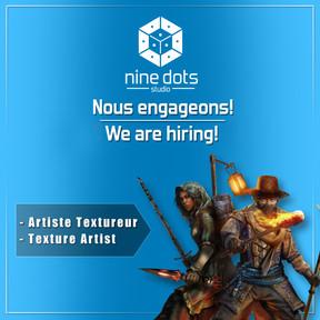 We're hiring!!!