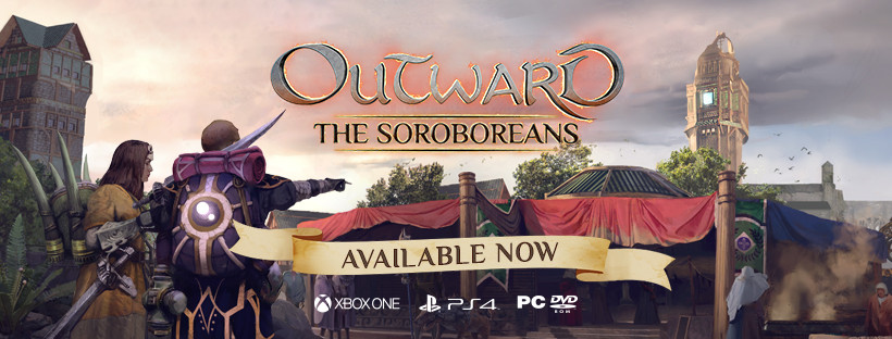 The Soroboreans is out on consoles !
