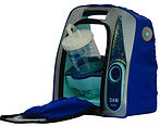 Portable Suction Unit for Ambulance and Crash Cart
