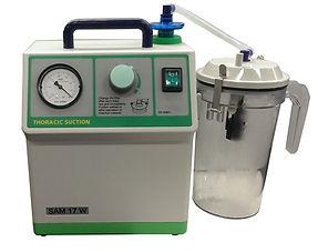 SAM 17 Thoracic Medical Suction Machine