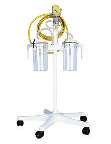 Medical Vacuum Regulator Trolley for Hospital