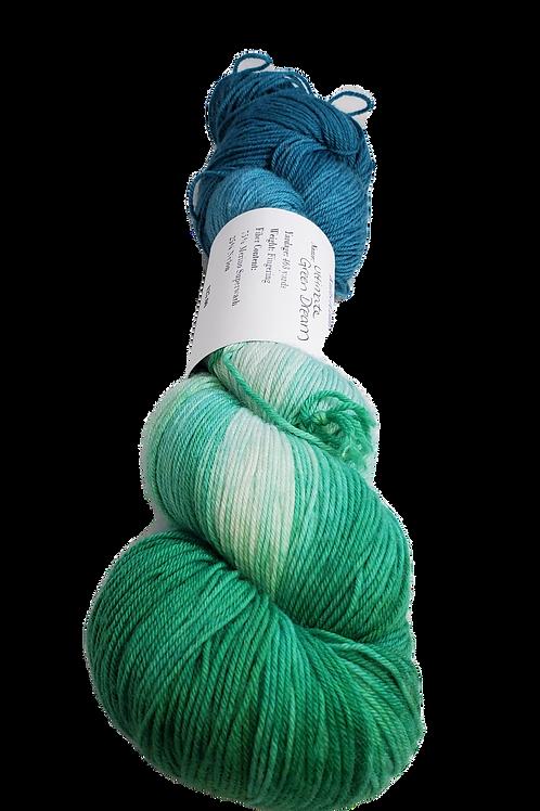 Ultimate Green Dream - Simple Sock