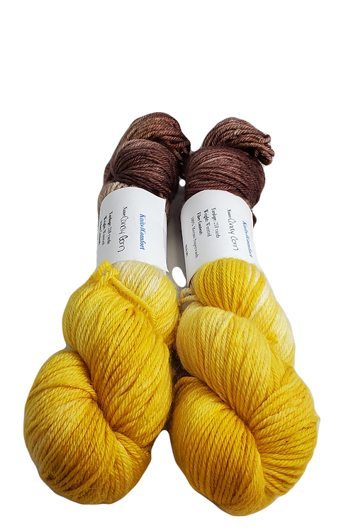 Candy Corn - Worsted