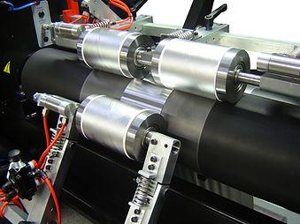 Aluminium Foil Slitting and rewinding