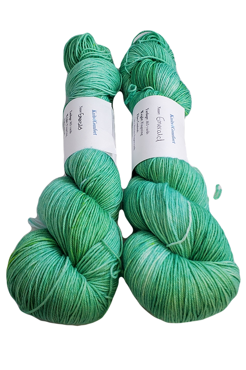 Emerald - Simple Sock