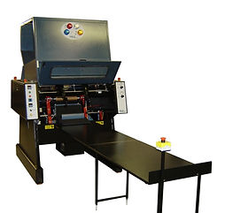 PVC Perforating and rewinding machines