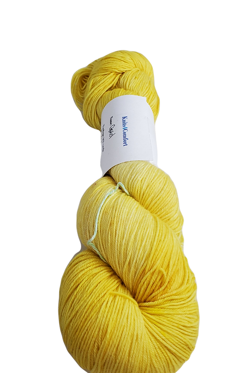Gold - Simple Sock