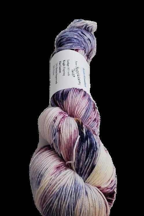 Razzleberry Twist - Simple Sock