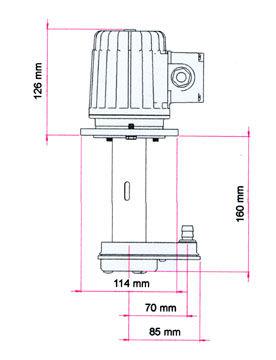 Machine Tool lubrication pump