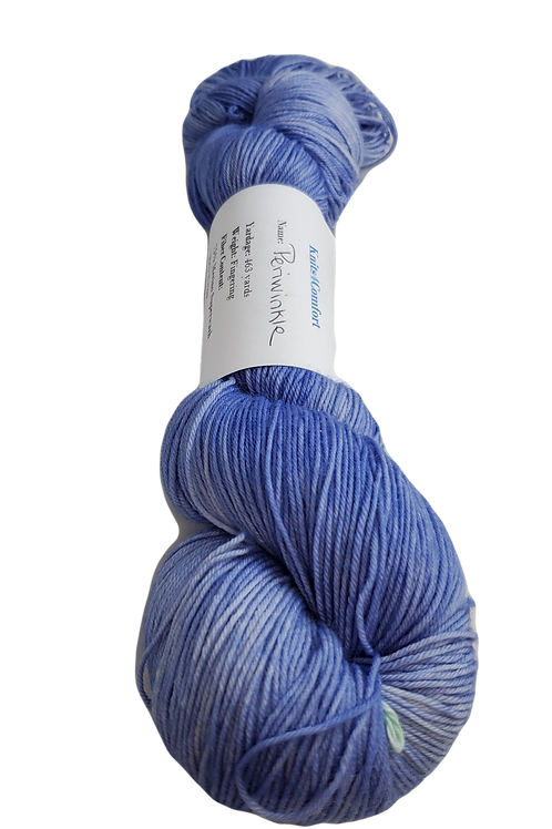 Periwinkle- Simple Sock