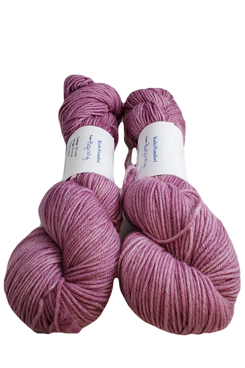 Burgundy - Highland Worsted