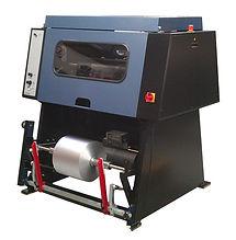 Aluminium Foil rewinder and PVC Film rewinder