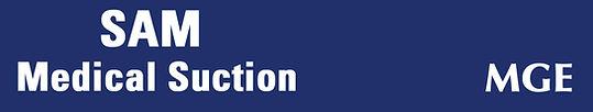 SAM Mecical Suction for Hospitals Banner