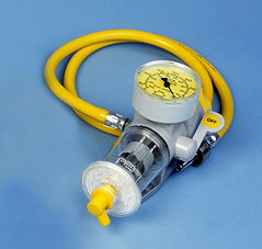 High Vacuum Regulator for Hospital