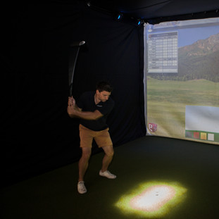 VR Golf Experience