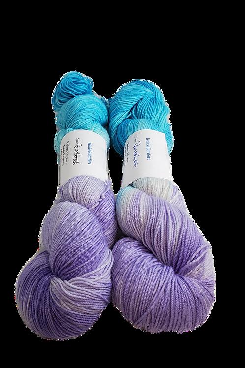 Permafrost - Simple Sock