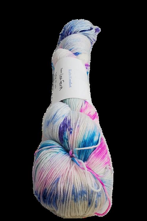 Lisa Frank - Simple Sock