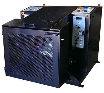 PVC andPE Stretch Rewinding machine