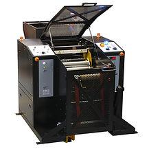 Automatic PVC film rewinder for food wrap