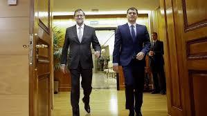 Mariano y Albert caminando hacia el futuro