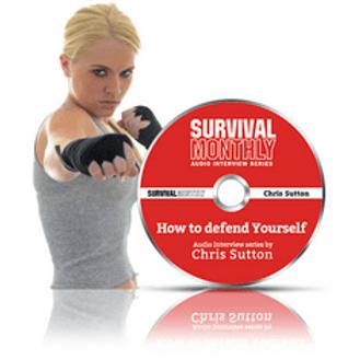 The Ultimate Self-Defense Audio Seminar Featuring Chris Sutton