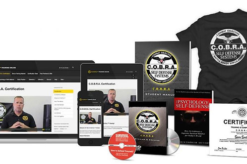 C.O.B.R.A.™ Online College One Year All Access PLUS all