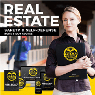 C.O.B.R.A.™ Real Estate Professional Safety & Self Defense HOME STUDY COURSE