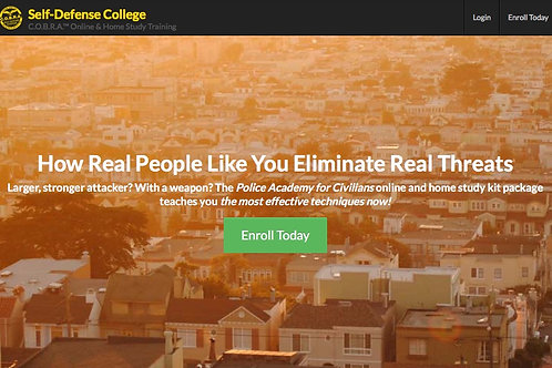 C.O.B.R.A.™ Online College One Year All Access