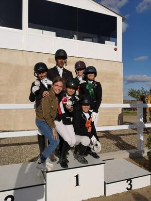 Excelentes resultados en concurso de Zamora 👏🏼👏🏼👏🏼