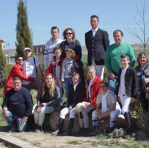 Concurso Zamora 2 de abril 2017