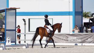 Fantástico Debut de Carla en el Campeonato de España de Menores