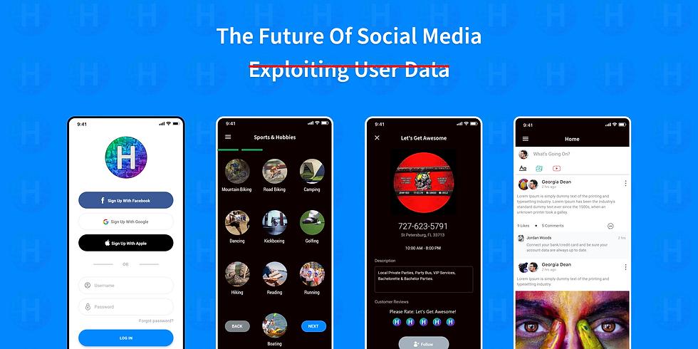 Halo Social Meetup Beta testing