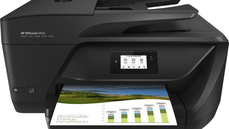 HP OfficeJet 6950 All-in-One Printer (T3P03A)