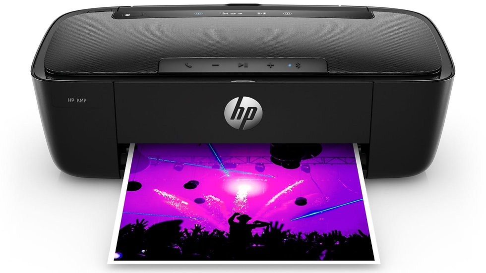 HP AMP 120 Printer (T8X44A)