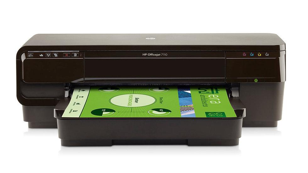 HP OfficeJet 7110 Wide Format ePrinter - H812a (CR768A)