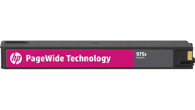 HP 975X High Yield Magenta Original PageWide Cartridge (L0S03AA)